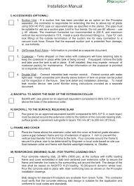 proceptor technical manual