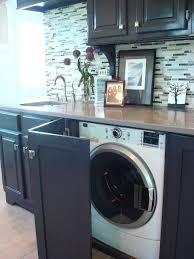 cache meuble cuisine cache meuble cuisine cacher le lave linge dans la cuisine avec une