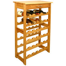 ladder wine rack black pearl 15 bottle folding wine rack modern