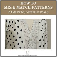 4 Ways To Mix U0026 Match Your Patterns