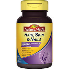 nature made hair skin and nails supplement 220 ct bj u0027s