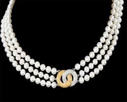 pearl necklace diamonds images Crafty ideas pearl necklace victoria diamond clasp with meaning jpg