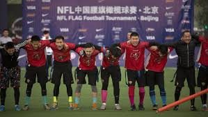 Red Flag Football The Nfl Is Betting On China As American Football U0027s Next Big