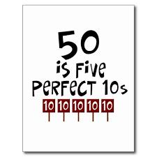 50 birthday sayings 50th birthday card milestone birthday card decade birthday card