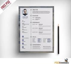 Free Creative Resume Design Templates Cool Resume Templates Free Visual Resume Template Download 35