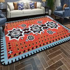 maison du tapis moderne géométrique classique modèles doux tapis tapis vintage