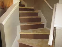 how we refinished our stairs diy style design gab with adentro