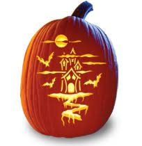 Free Scary Halloween Pumpkin Stencils - free scary pumpkin carving patterns ideas scary pumpkin carving