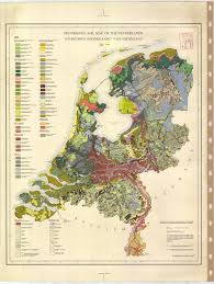 Map Of The Netherlands National Soil Maps Eudasm Esdac European Commission