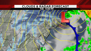 New England Weather Map by Metro Detroit Weather Forecast Snow Will Wind Down Tonight
