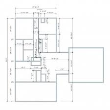 house plan how to draw a 2d floor plan to scale in sketchup from