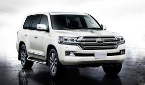 toyota 2017 usa the motoring world usa the 2017 toyota land cruiser remains