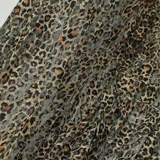 leopard fabric 2yards wide 150cm animal print fabric leopard skin prints lace