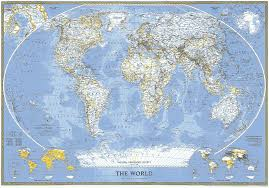 Accurate World Map by World National Geographic Political Huge Wallpaper Map Free Maps