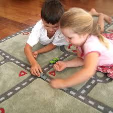 kids road rug circle carpet kids road rug custom u2013 incredible