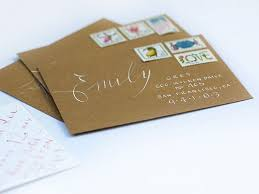 save the date envelopes watercolor save the dates
