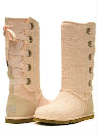 ugg s lace up boot mount mercy