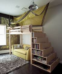 Beds With Bookshelves by Space Saving Book Shelves And Reading Rooms