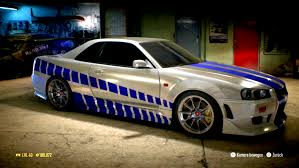 skyline nissan 2015 images of paul walker skyline by sc