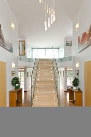 modern glass stair railing design interior waplag cool hanging