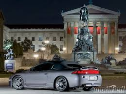 mitsubishi eclipse modified 1997 mitsubishi eclipse gst spyder ten second spyder modified