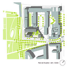 housing plan gallery of group and student housing atelier phileas 19