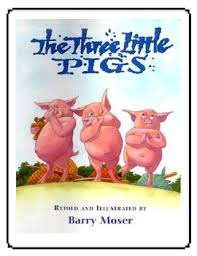 common core pigs book study 7 story versions
