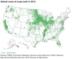 Map Of The Midwest Usda Ers Chart Detail