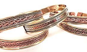 copper bracelet images Magnetic copper bracelet bangle pain relief therapy arthritis jpg