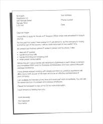 free cover letter template u2013 11 free word pdf documents