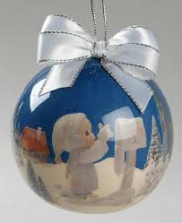 precious moments glass ornaments at replacements ltd
