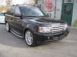 land rover sport custom 2009 land rover range rover sport supercharged very clean inside