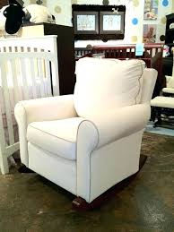Reclining Rocking Chair For Nursery Fascinating Rocker Recliner For Nursery Reclining Rocking Chair