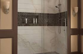 shower engrossing exquisite replacement curved glass shower