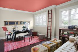 interior surprising home interior design color trends with red