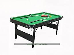pool table accessories amazon gamesson unisex crucible folding snooker table accessories green