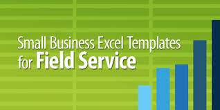 4 free small business excel templates for field service capterra
