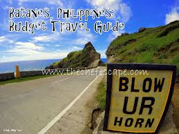 batanes philippines budget travel guide thechefescape