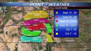 14ers Map Colorado Fall Color Guide Best Hikes Drives And Events Fox31