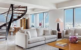 Livingroom Com The Arts Penthouse Hotel Arts Barcelona