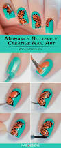 monarch design easy and creative nail design to try naildesignsjournal com