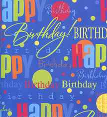 birthday gift wrap wrapping paper gift wrap sheets happy birthday caspari 8823rf