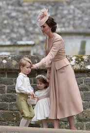 pippa middleton and james matthews leave the church as man and