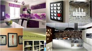 decoration ideas for kitchen walls inexpensive kitchen wall decorating ideas home design