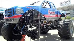 bigfoot monster truck st louis bigfoot 10 wrecked robby gordon u0027s stadium super trucks qualcomm