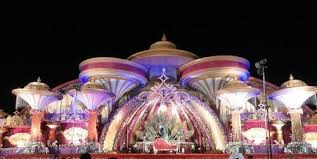 wedding decoration on rent exporter from ahmedabad