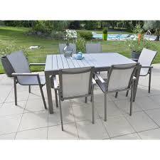 Moquette Bricorama by Table Montana En Aluminium L 149 5 259 X L 100 X H 75 Cm