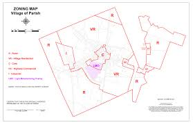 Phoenix Zoning Map by Oswego County Planning And Community Development Ny