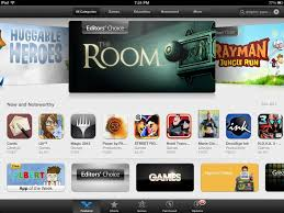 the room featured in editors u0027 choice section of the ipad app store
