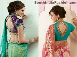 Unique Stylish Trendy Indian House 50 Simple Stylish And Trendy Blouse Back Neck Designs Stylish